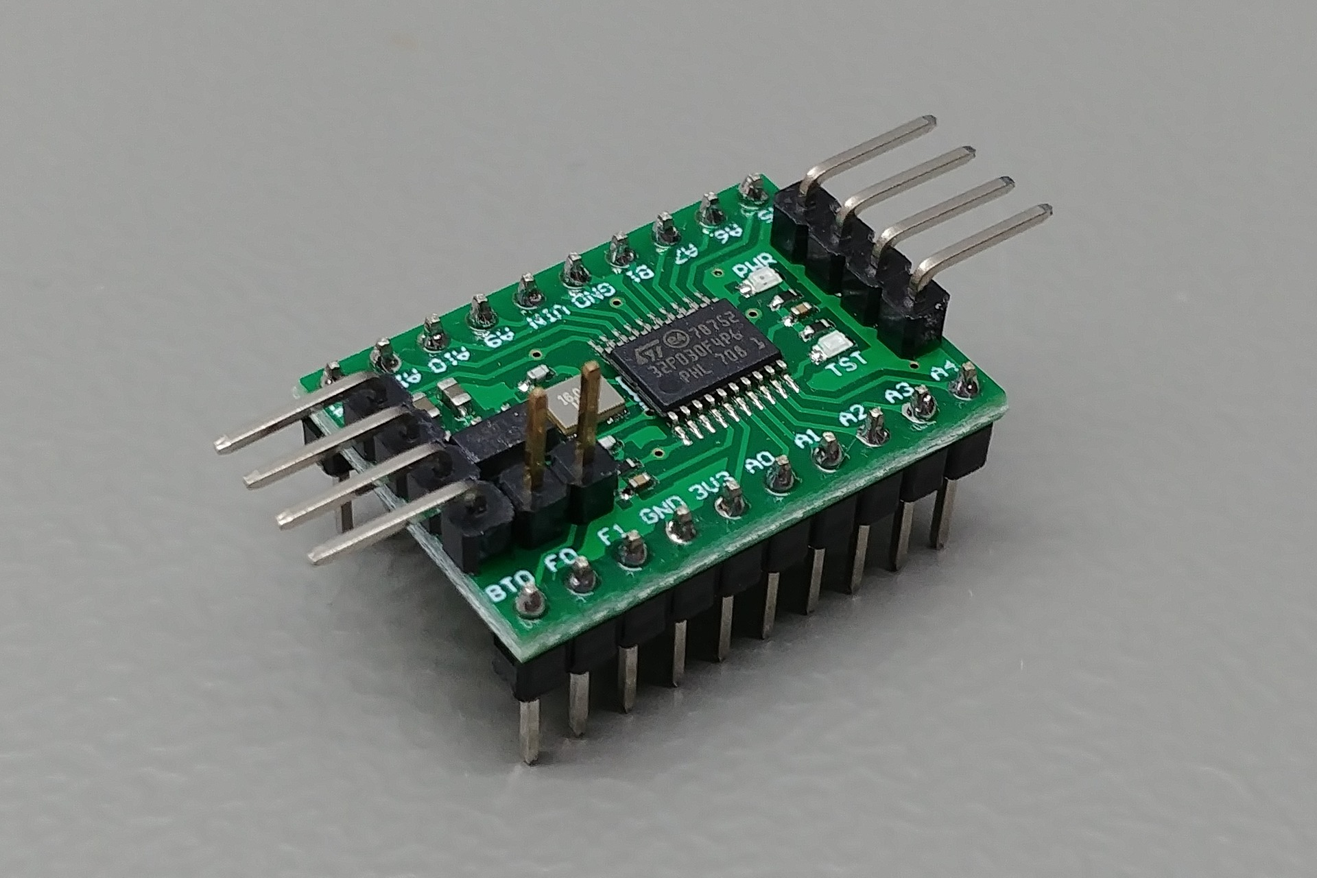 Picture of the Baite STM32F030F4 Module