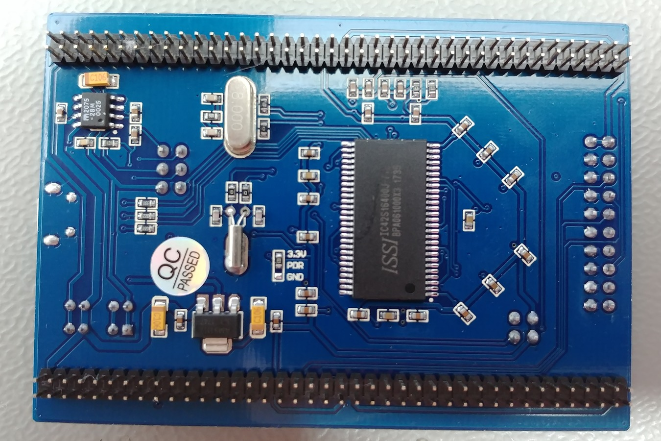 WaveShare Core746I board: Bottom view